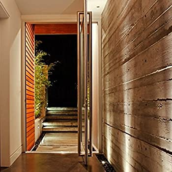Mcnairn Modern Brushed Stainless Steel Sus304 Entrance