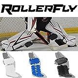 Rollerfly Goalie Slide Plates For Inline Or Ball