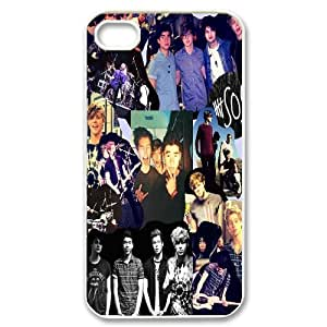 Best Quality [SteveBrady PHONE CASE] 5SOS,5 Second of Summer Band For Iphone 4 4SCASE-12