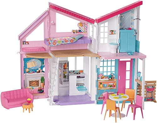 Barbie Malibu House Playset ()