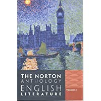 Norton Anthology of English Literature 9E Volume 2 Paper (D + E + F in One Edition)