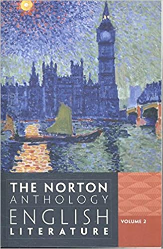 The norton anthology of english literature 10th edition