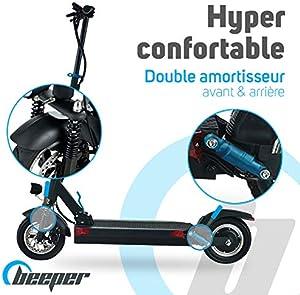 Trottinette électrique Beeper Max FX10 500w