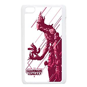 Guardians-Of-The-Galaxy iPod Touch 4 Case White hxme