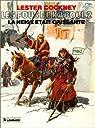 Lester Cockney, tome 2 : La Neige était crissante par Franz