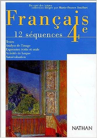 Telechargeur De Livres Epub Francais 4eme 12 Sequences Pdf