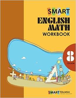 Smart English Math Workbook 8th Grade Volume 1 Smart Online