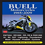 Buell Motorcycles, 1985-2009, R. M. Clarke, 1855208946