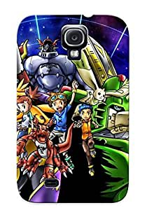 Anime Case New Arrival For Galaxy S4 Case Cover Green - Eco-friendly Packaging(huGvWsM1709daUZq)