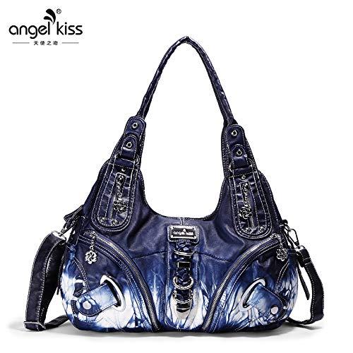 Messenger Handbag New Handbags in Europe and America Color Shoulder Messenger