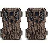 Stealth Cam 8MP 60 Game Trail Camera, 2 Pack | PX18CMO (Certified Refurbished)