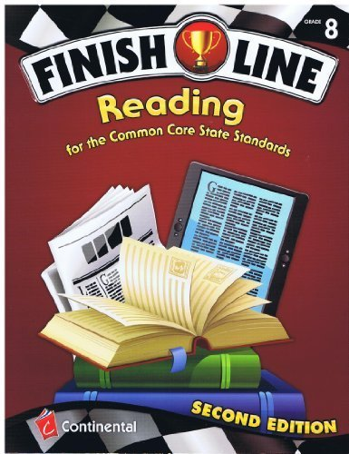 Read Online Finish Line Reading Common Core Grade 8 2nd Edition (2011-05-03) pdf