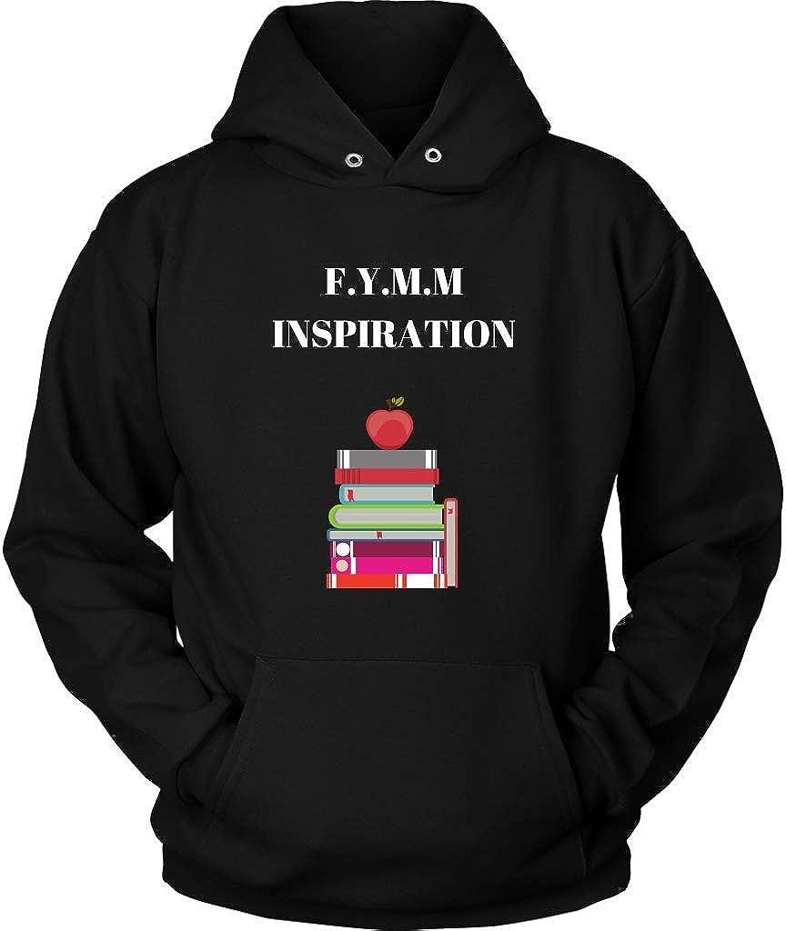 fymm inspiration Books Hoodie