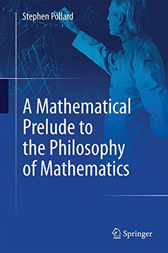 A Mathematical Prelude to the Philosophy of