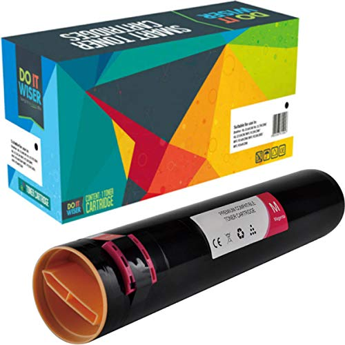 Do it Wiser Compatible Xerox Phaser 7760 7760N 7760DN 7760DX 7760GX Toner | 106R01161 (Magenta 25,000 Pages)