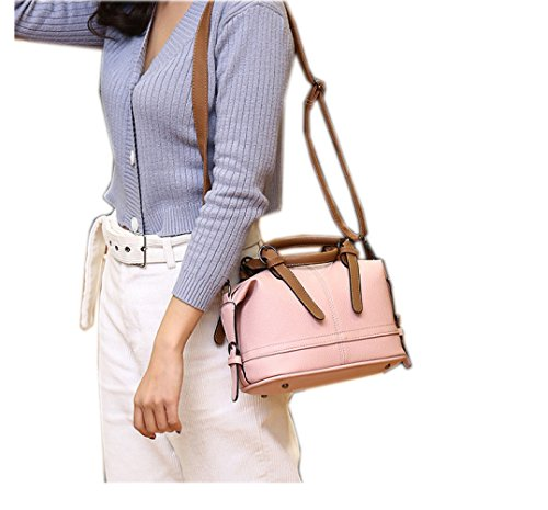 Sacs Nouvelle Coréenne Sac À Dames Version Sac Main Petit Simple L'épaule De Vague Main Sac Multicolore Messenger Simple À q4XxvnwEzP