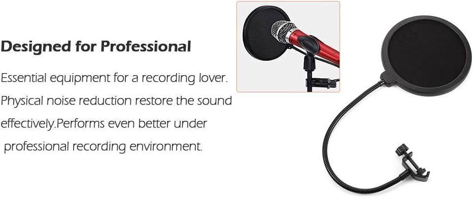 Filtro antipop per microfono 15,2 cm Cruz V2 Fresh Foam MPF-6
