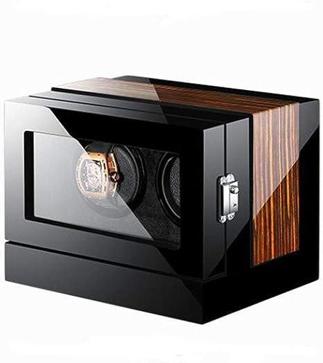 Silencioso Cajas Giratorias para Relojes Caja Relojes Automaticos ...