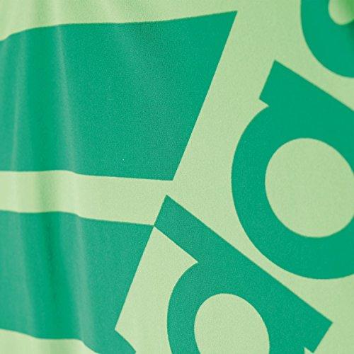 adidas Inf+ Sol 1pc Bañador, Mujer Verde (Versol / Verde)