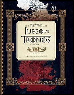 EL LIBRO OFICIAL DE JUEGO DE TRONOS TMP 3 Y 4: Amazon.es: Taylor ...