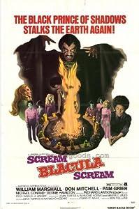 Scream Blacula Scream POSTER Movie (27 x 40 Inches - 69cm x 102cm) (1973)