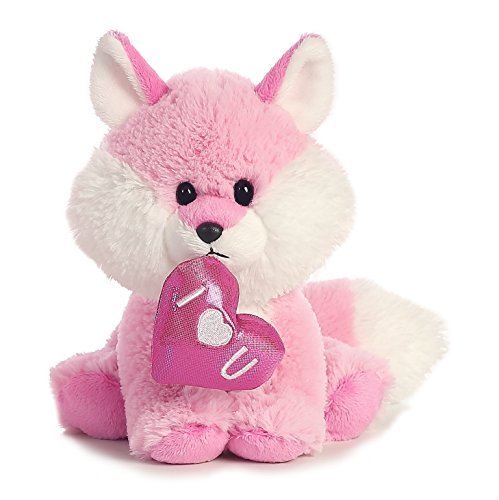 Aurora World Foxy Plush, 8  by Aurora World