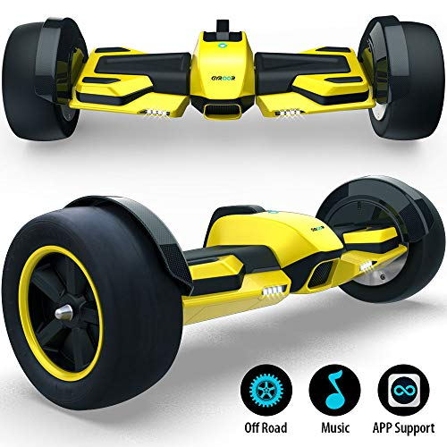 Gyroor G-F1 Hoverboard,8.5' Off Road Hover Board with...