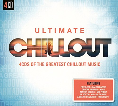 CD : VARIOUS ARTISTS - Ultimate Chillout / Various (United Kingdom - Import)