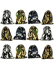 Tytroy Camouflage Drawstring Tote Bags