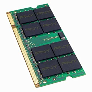 PNY OPTIMA Dual Channel Kit DDR2 667 MHz PC2-5300 Notebook / Laptop SODIMM Memory Modules (B001W6Q7VW) | Amazon price tracker / tracking, Amazon price history charts, Amazon price watches, Amazon price drop alerts