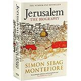 英文原版 Jerusalem: The Biography 耶路撒冷三千年 克林顿选书 基辛格推荐 西蒙蒙蒂菲奥里 [平装] [Mar 01, 2012] Simon Sebag Montefiore [平装] Simon Sebag Montefiore [平装] Simon Sebag Montefiore