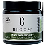 BLOOM Mindpower Matcha 30g - Pack of 6