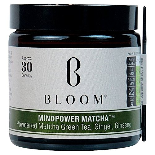 BLOOM Mindpower Matcha 30g - Pack of 6 by BLOOM (Image #1)