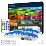 LED Video Light Kit with 2M Light Stand, S…
