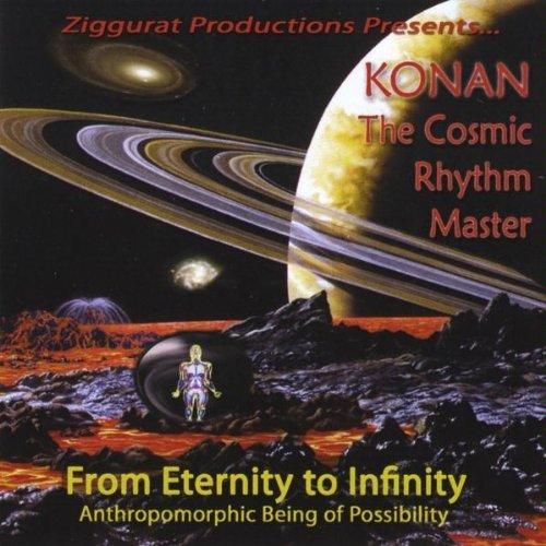 Amazon.com: Gama Ray Burst: Konan the Cosmic Rhythm Master