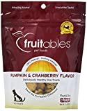 Cheap Fruitables 953026 8-Pack Countables Dog Treats Pumpkin And Cranberry, 7-Ounce