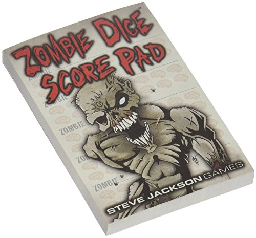 Zombie Dice: Brain Case