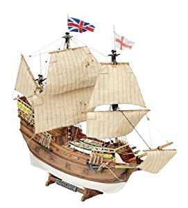 Mamoli MV 49 Mayflower - Barco a escala 1:70 [Importado de Alemania]