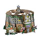 "Department 56 ""The Old Globe Theatre"" Dickens Village"