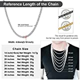 Stainless Steel Curb Chain for Boyfriend 30 inch
