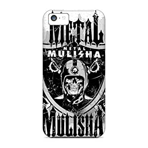 NHJ3807YeHx Cases Covers Metal Mulisha Iphone 5c Protective Cases