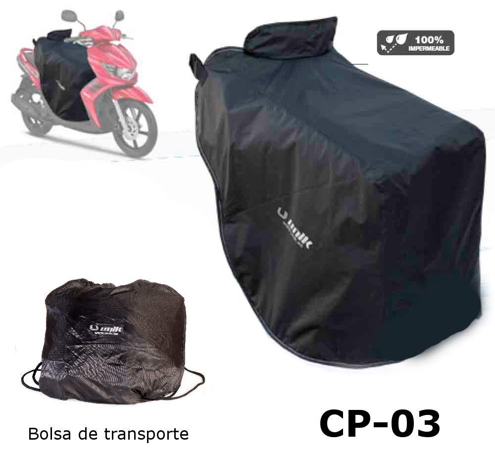 Unik –  coperta termica copre gambe Universale per scooter 100% impermeabile CP-03
