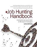 The Job Hunting Handbook