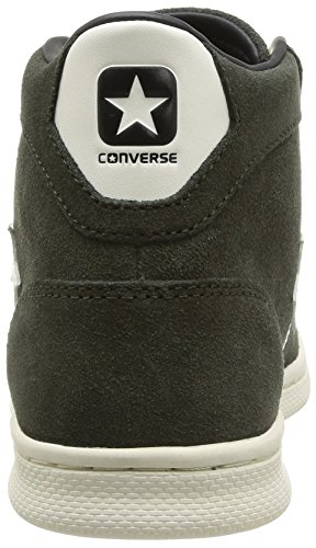 Loden Lp zapatillas Green Off Pro Mid Leather Unisex adulto White Suede Converse qXE8pwZxCx