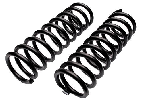 Front Springs Nova Coil (ACDelco 45H0088 Professional Front Coil Spring Set)