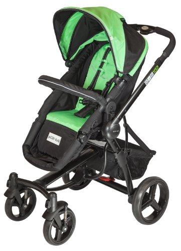 guzzie+Guss G+G Caribou Stroller, Green