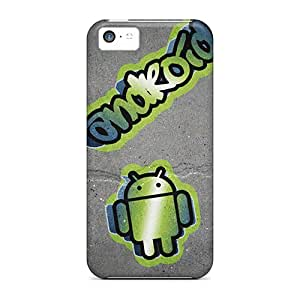 Iphone 5c Case, Premium Protective Case With Awesome Look - Droid Graf