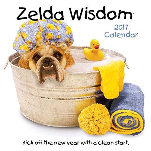 Zelda Wisdom 2017 Wall Calendar]()