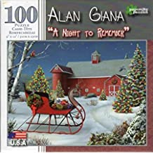 A Night to Remember 100 Piece Puzzle - Alan Giana