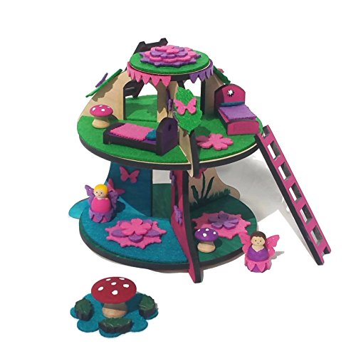 Wildflower toys Fairy House -